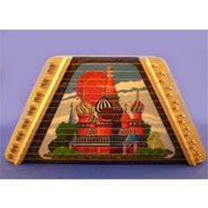 Гусли «Собор Василия Блаженного»