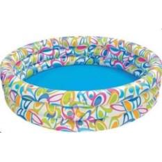 Детский бассейн Цветные брызги Intex