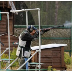 Сертификат на стендовую стрельбу в Подольске (25 выстрелов)