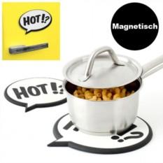 Подставка-магнит под горячее Hot