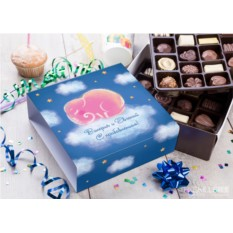 Бельгийский шоколад в подарочной упаковке С прибавлением!