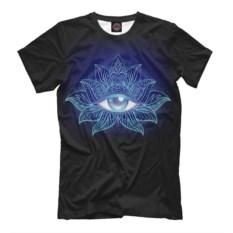 Мужская футболка Свет души