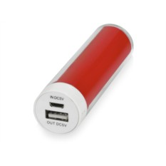 Красное портативное зарядное устройство Тианж 2200 mAh