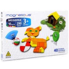 Магнитная мозаика «290 элементов»