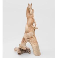 Статуэтка Лошадь с жеребенком (40 см)