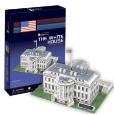 3D пазлы Cubic Fun Белый дом (Вашингтон)