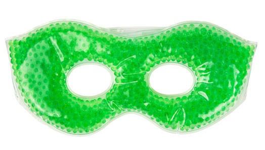 Гелевая маска для лица Spa Belle, зеленая
