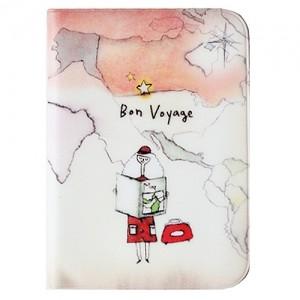 Обложка для паспорта World Travel - Europe