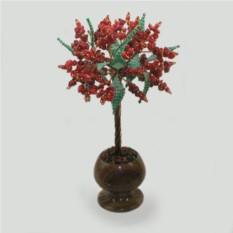 Дерево из коралла Подарок на удачу