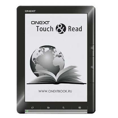 Электронная книга ONEXT Touch&Read 002