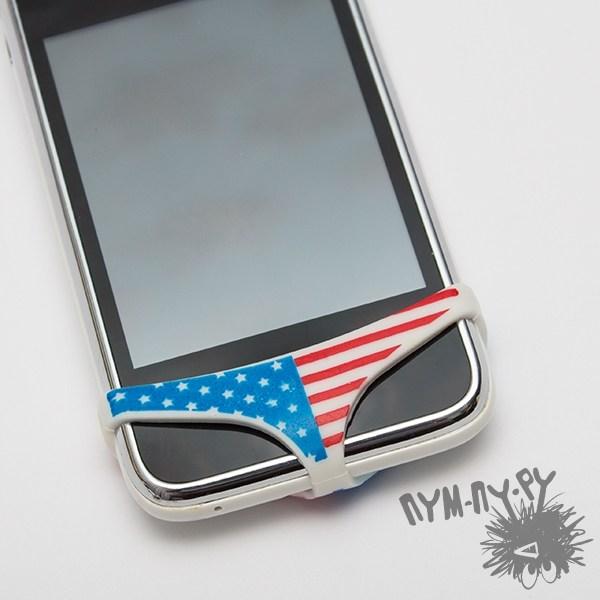 Трусы для iPhone 4/4s/5 Английский флаг