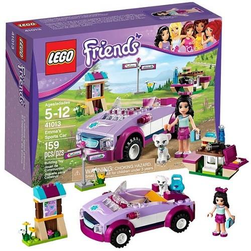 Конструктор LEGO Спортивный автомобиль Эммы