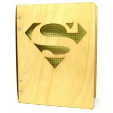 Тетрадь Супермен