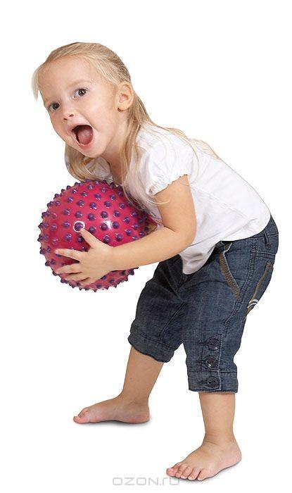 Массажный мяч Edushape Senso Dot Balls, в ассортименте