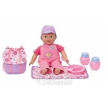 Игрушка Chou Chou Кукла с рюкзачком