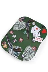 Подставка для ноутбука с подушкой Покер