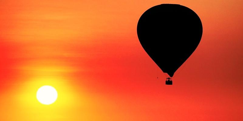 Незабываемый и захватывающий полет на воздушном шаре, 4 человека