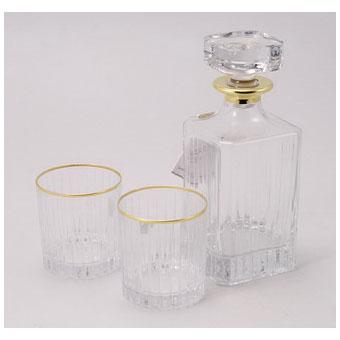 Набор для виски «Золотой рисунок»