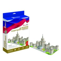3D Пазл МГУ (Россия)