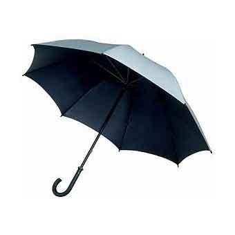 Зонт GOLF, серебристый