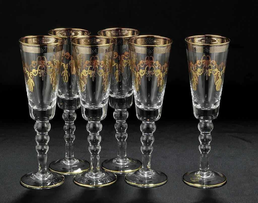 Набор для шампанского Римский