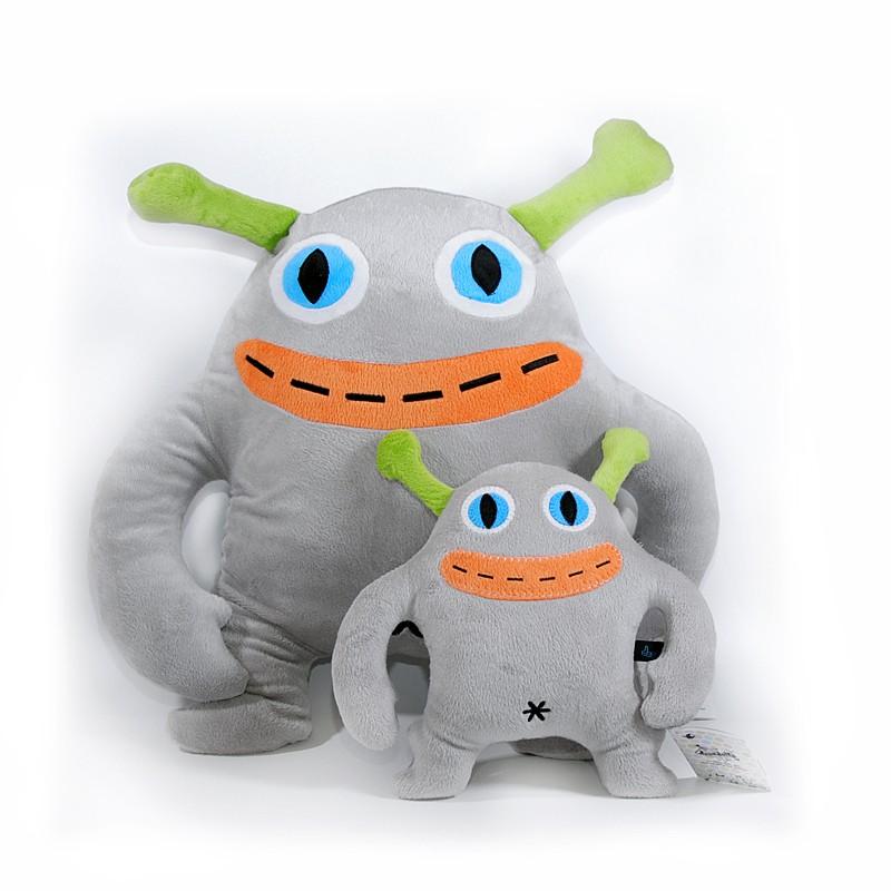 Мягкая игрушка Dooodolls Doo Blur-Blur
