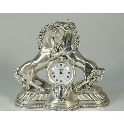 Статуэтка-часы «Кони»