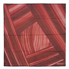 Платок в бордовых тонах Gianfranco Ferre