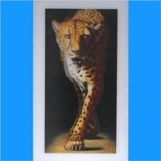 Картина Леопард с эффектом 3D