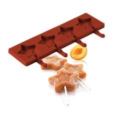Форма для леденцов и конфет Звезда