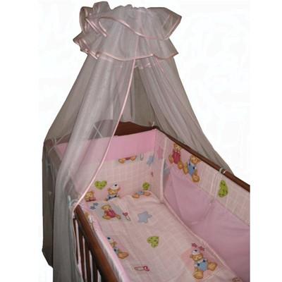 Комплект в кроватку «Летний»