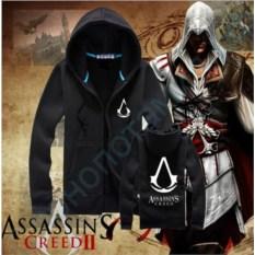 Толстовка Assassin's Creed (Ассасин Крид), черная