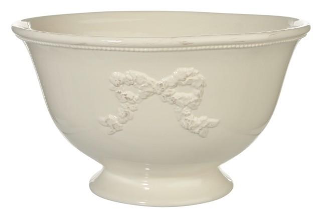 Керамический салатник Бант