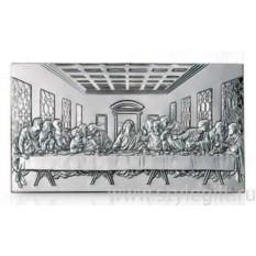 Картина Тайная вечеря (5х9 см)
