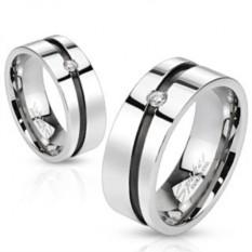 Мужское кольцо из стали Spikes R-H1012