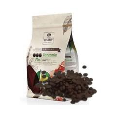 Шоколад Tanzanie Cacao Barry Origin (1 кг)