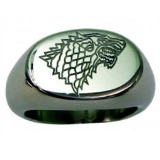 Кольцо с гербом Старков