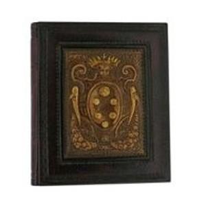 Фотоальбом кожаный Florentia-Arte Герб Медичи