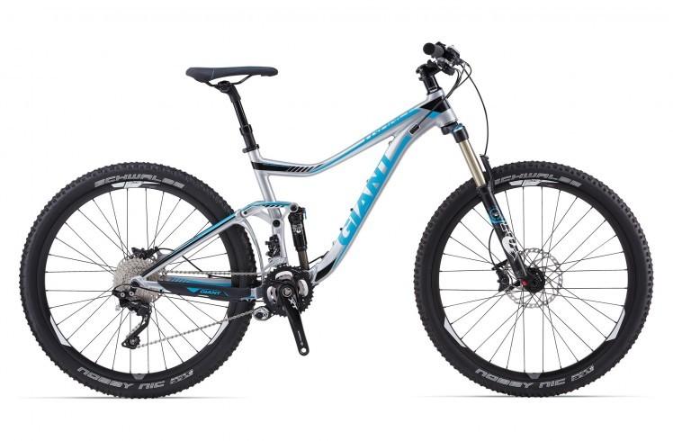Велосипед Giant Trance 27.5 1 (2014)