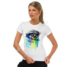 Женская футболка Design by humans