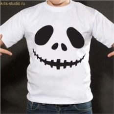 Именная футболка Призрак
