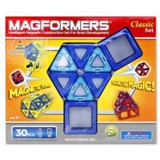 Магнитный конструктор Magformers Classic, 30 деталей