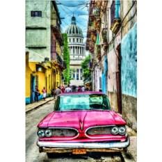 Пазл Educa Винтажное авто в старой Гаване (1000 шт.)