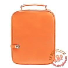 Оранжевая сумка-рюкзак Easy
