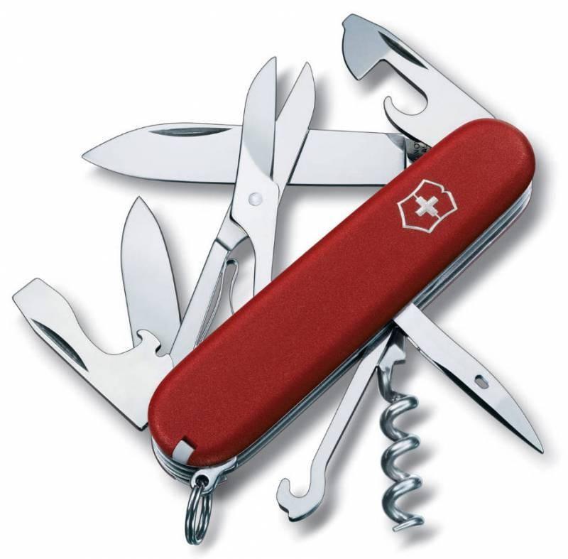 Перочинный нож с 14 функциями Victorinox Ecoline
