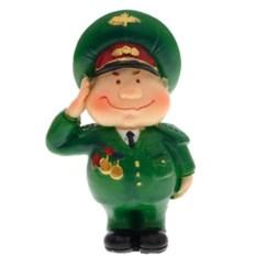 Декоративная фигурка Военный с медалями