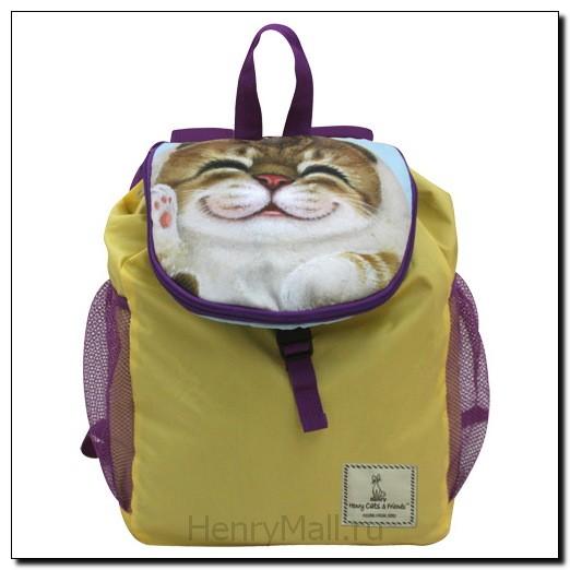 Рюкзак Кошка Белла, складной