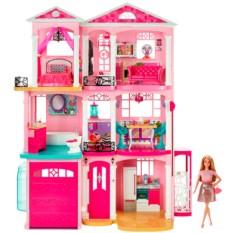 Дом для куклы Mattel Barbie Новый дом мечты