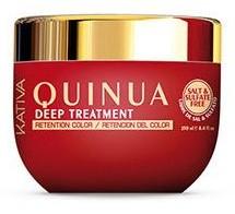 Интенсивный уход Защита цвета KATIVA для всех типов волос QUINUA