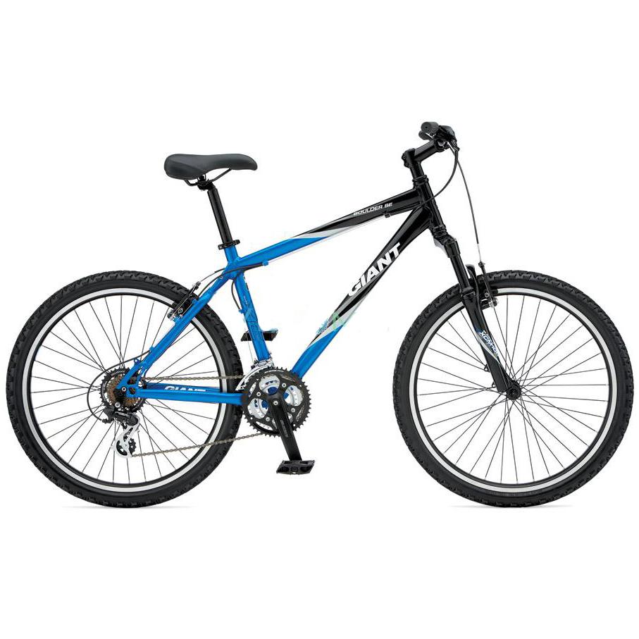 Велосипед GIANT Boulder SE (2009)